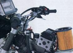 Yamaha 660 proto Dakar 91